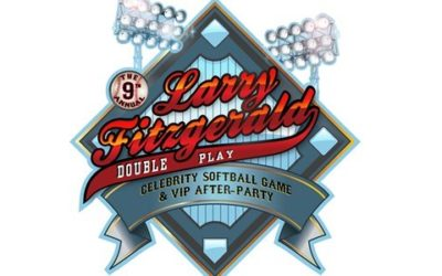 The 9th Annual Larry Fitzgerald Double Play Celebrity Softball Game Weekend